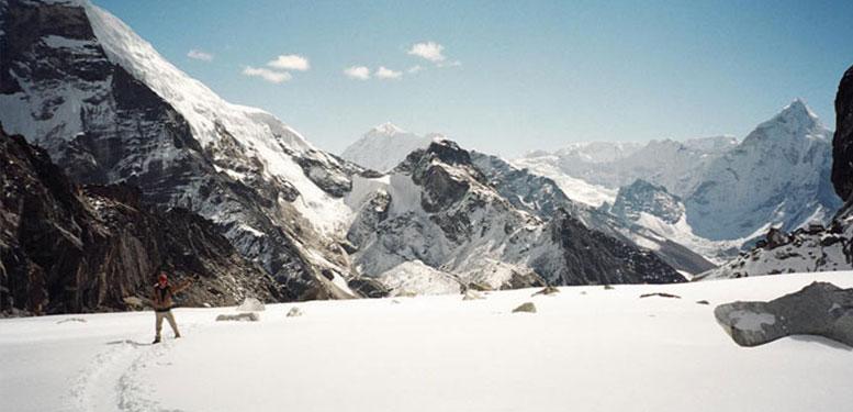 Everest Base Camp Trek with Gokyo Lakes & Island Peak Climbing Holidays