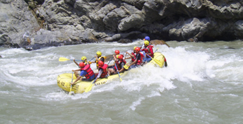Trishuli River Rafting Adventure
