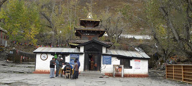 Jomsom Muktinath Trek, Trekking in Jomsom Muktinath