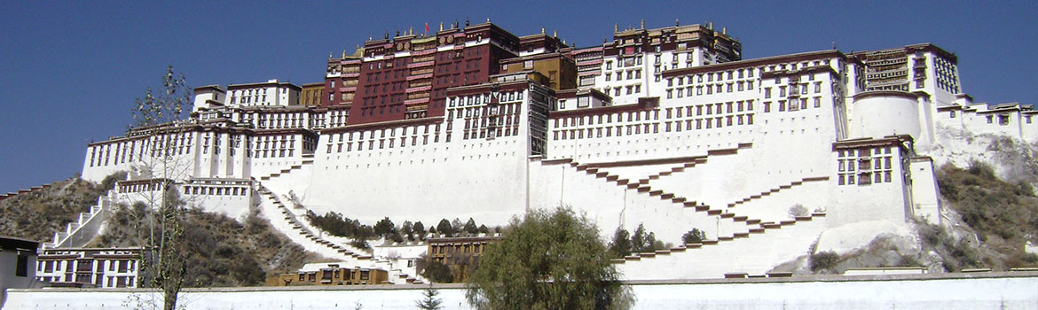 Nepal and Tibet Tour, Kathmandu, Lhasa, Potala Palace Tour