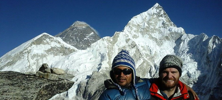 Jiri to Everest Base Camp, Gokyo, Chola pass Trek