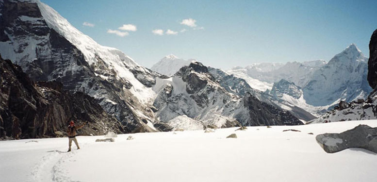 Everest Base Camp Trek with Gokyo Lakes & Island Peak Climbing Holidays