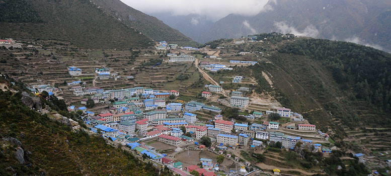 Everest Panorama Winter Trek, Tengboche Trek Nepal, Short Trek