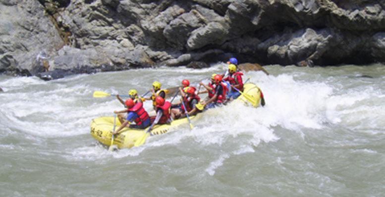 Trishuli River Rafting Adventure